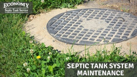 Septic Tank System Maintenance Service Image