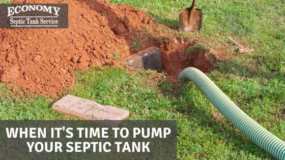 Septic Tank Pump Service Image